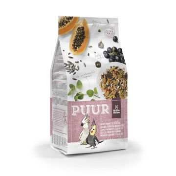 PUUR Parakeet & Cockatoo Seed Mix 750g